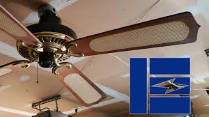 emerson 1895 series ceiling fan youtube