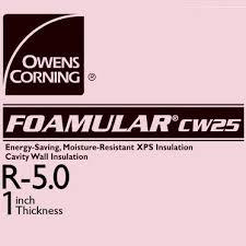 Owens Comfort Systems Foamular 250 Owens Corning Insulation