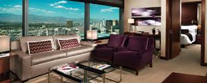 vdara 2 bedroom suite vegas hotels with two room suites