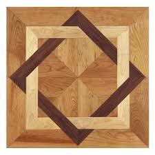 wood floor inlay medallion saratoga