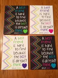 wall gift diy gift ideas for best friend here is
