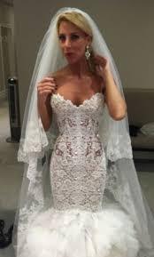 pnina tornai 5179 and 4366 10 850 size 4 used wedding dresses