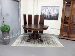 Antique Mahogany Dining Room Set by 82 Best Antique Dining Tables Images On Pinterest Antique Dining
