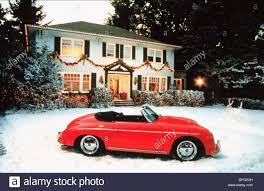 porsche christmas red car snow stock photos u0026 red car snow stock images alamy