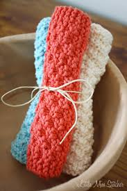 i can t get enough of this sweet dishcloth kntting pattern
