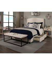 Queen Size Headboards Only by Amazing Deal On Republic Design House Queen Size Newport Ivory