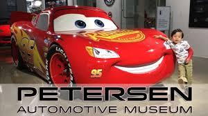 disney cars 3 toys hunt lightning mcqueen in real life petersen