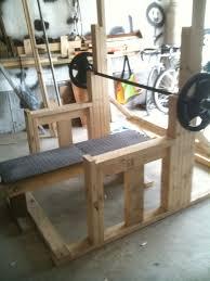 Crazy Bench Press Bench Homemade Workout Bench Homemade Exercise Bench Crazy