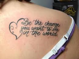 14 tattoos on back