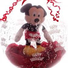 balloons with gifts inside teddy in a balloon stuffed balloons gift inside a balloon my