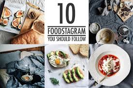 instagram cuisine 10 ช างภาพอาหารบน instagram ท คนชอบก นและคนชอบถ ายร ปควรฟอลโลว ให