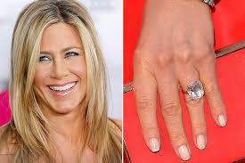 Jennifer Aniston Wedding Ring by 10 Most Expensive Celebrity Engagement Rings Tlcme Tlc