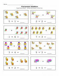 picture math worksheets to print activity shelter math