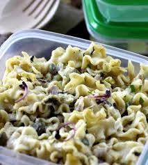 pasta salad recipes cold pesto pasta salad healthy pasta salad recipe eatwell101