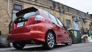 used vehicle reviews 2007 u2013 2013 honda fit review news
