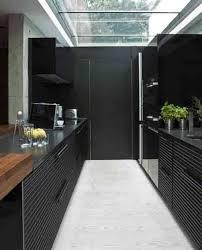 Black Kitchen Design Kitchen Amazing Black Kitchen Cabinets With White Quartz