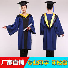 graduation gown and cap buy master 39 s degree in bachelor of arts hanging cloth cap