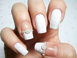 how to apply nail art pearls nail art ideas