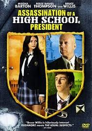 high school high dvd assassination of a high school president