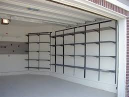 Home Depot Shelves Garage by Awesome Metal Garage Shelves Metal Garage Shelves Ideas