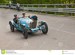 vintage bugatti race car old racing car bugatti t 35 a editorial image image 31239460