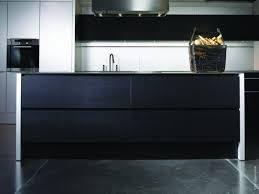 cuisine blanc mat sans poign cuisine cuisine blanc laqué sans poignée cuisine blanc laqué or