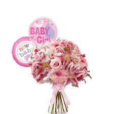 balloon delivery kansas city mo new baby flowers balloons delivery by giftblooms new baby gifts