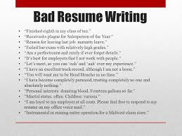Resume Writing Class Basic Resume Writing Ppt Video Online Download