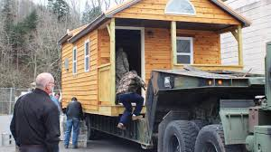 are tiny homes the solution to disaster relief