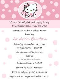 kitty baby shower clipart 26