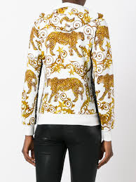 philipp plein zhina hoodie white women low price 12068211