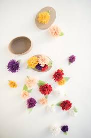 Flower Favors by Fall Chrysanthemum Flower Favors Diy
