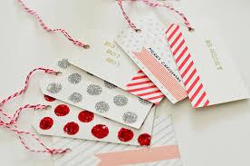 Pinterest Christmas Gift Tags