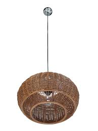 Pear Chandelier Contemporary Pendant Lights Made From Seashells Or Woven Materials