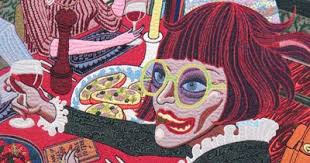 Vanity Of Small Differences Grayson Perry Making A Mark Grayson Perry On Television In 2014