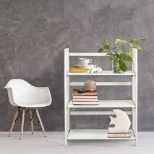 white lacquer bookcase wayfair