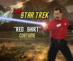 Star Trek Halloween Costume Easy Star Trek