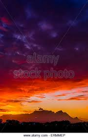 Sunrise Sunset Table Cape Town Table Mountain Sunset Stock Photos U0026 Cape Town Table