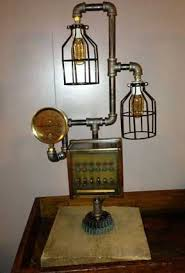 steampunk lamp 2 dplivingston com