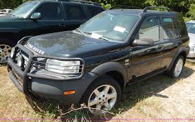 2002 land rover freelander interior 2002 land rover freelander suv item k1549 sold august 2