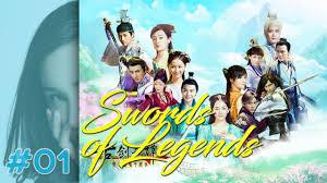 film indo romantis youtube swords of legends 2014 ep 01 sub indonesia youtube
