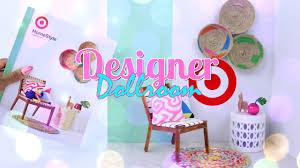 Designer Room - diy how to make designer doll room make a doll room from a