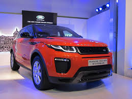 range rover evoque price range rover evoque facelift launched at rs 47 10 lakh throttle