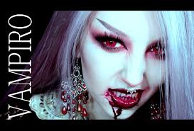 halloween makeup vampiro parte1 vampire makeup youtube