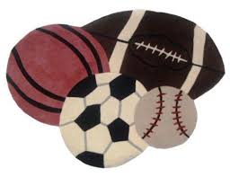 Football Field Rug For Kids Kids Rugs Ebay
