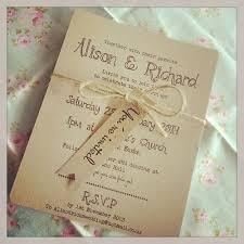 shabby chic wedding invitations me gusta el tipo de letra y el color papel boda