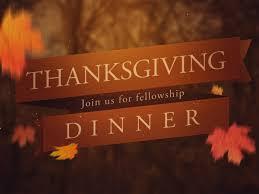 mitchellville general baptist church thanksgiving meal