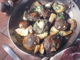 cuisiner cepes recette aux chignons cèpes et persillade