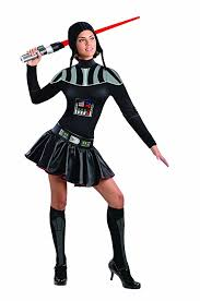 woman costumes secret wishes wars darth vader costume