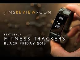 amazon black friday fitness tracker deals best fitness tracker deals for christmas 2016 youtube